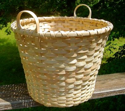 white oak field basket